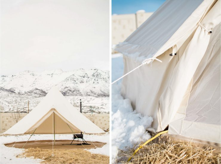 Bell Tent 740x550 - Overland 5000 Stout Bell Tent