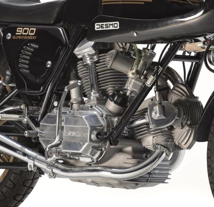 Ducati 900SS 5 740x717 - Ducati 900SS