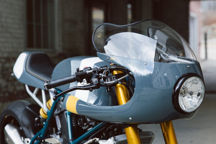 Ducati Custom Motorycle Leggero 14 740x493 - Mike's Leggero by Walt Siegl