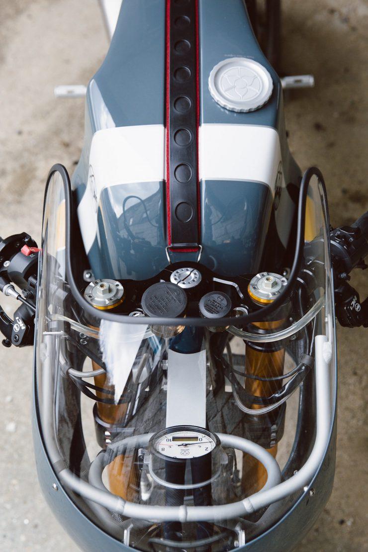 Ducati Custom Motorycle Leggero 17 740x1110 - Mike's Leggero by Walt Siegl
