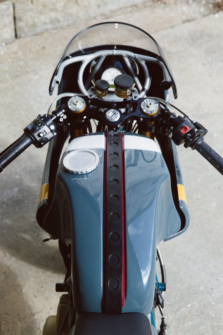 Ducati Custom Motorycle Leggero 18 740x1110 - Mike's Leggero by Walt Siegl