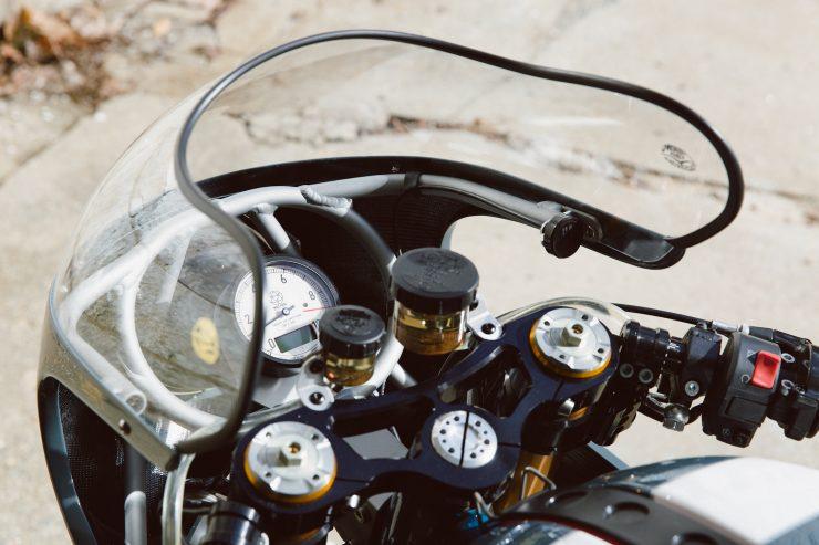 Ducati Custom Motorycle Leggero 19 740x493 - Mike's Leggero by Walt Siegl