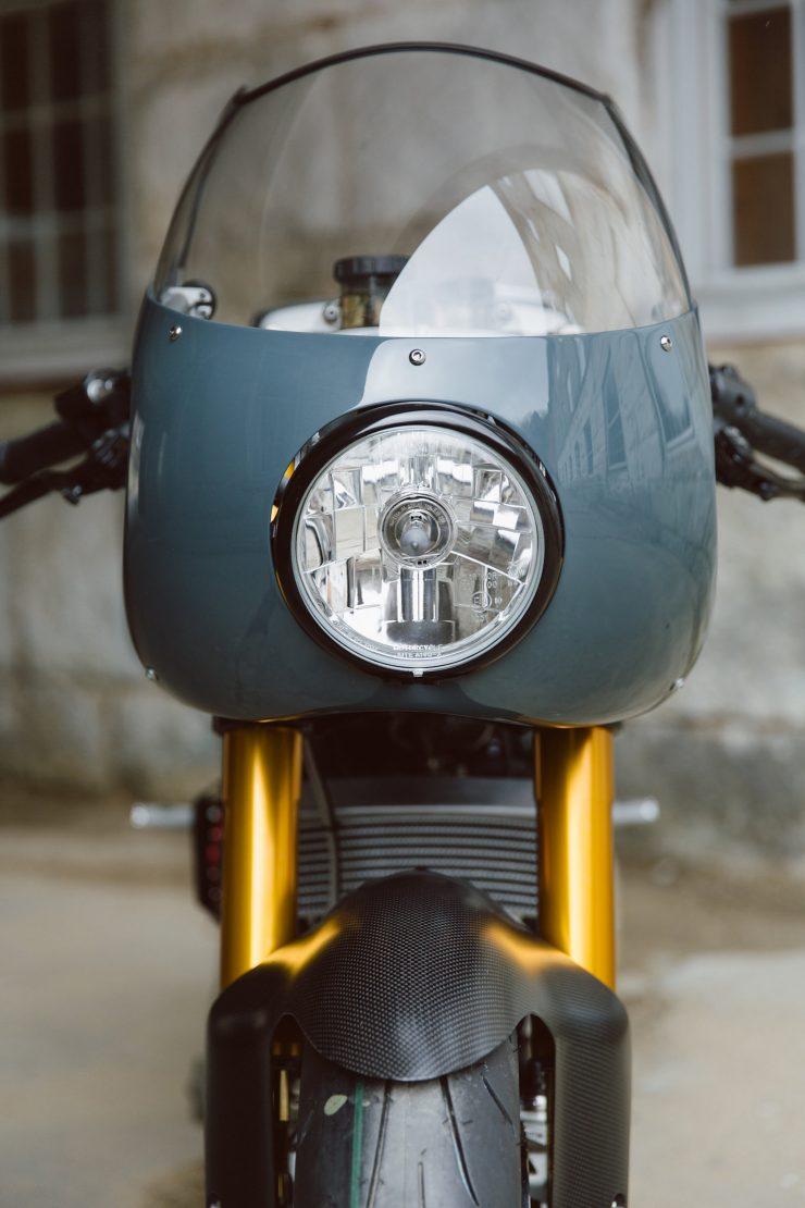 Ducati Custom Motorycle Leggero 2 740x1110 - Mike's Leggero by Walt Siegl