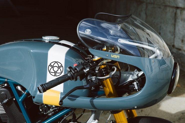 Ducati Custom Motorycle Leggero 20 740x493 - Mike's Leggero by Walt Siegl