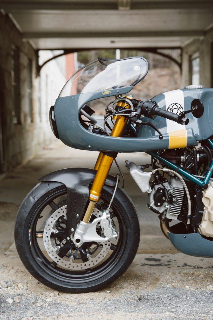Ducati Custom Motorycle Leggero 3 740x1110 - Mike's Leggero by Walt Siegl