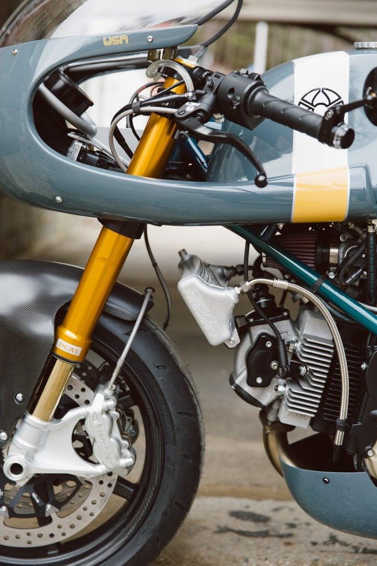 Ducati Custom Motorycle Leggero 4 740x1110 - Mike's Leggero by Walt Siegl