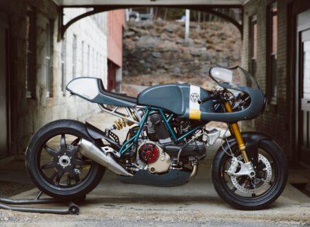 Ducati Custom Motorycle Leggero 450x330 - Mike's Leggero by Walt Siegl