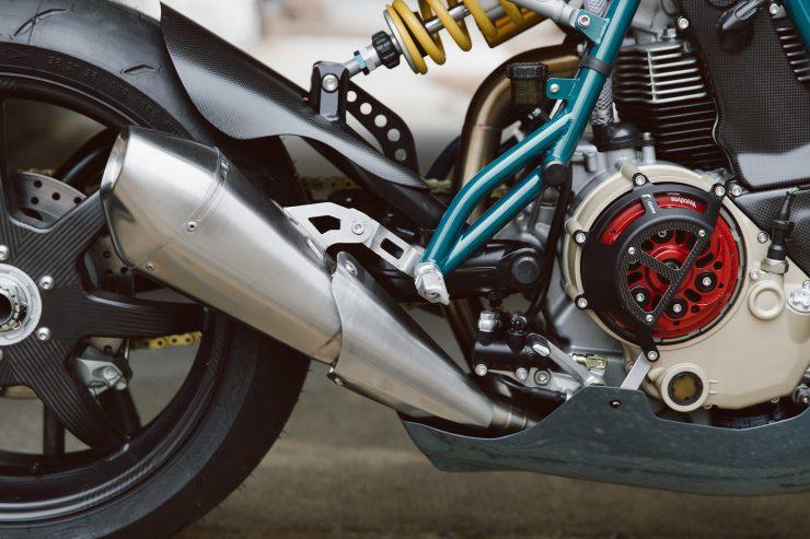 Ducati Custom Motorycle Leggero 5 740x493 - Mike's Leggero by Walt Siegl