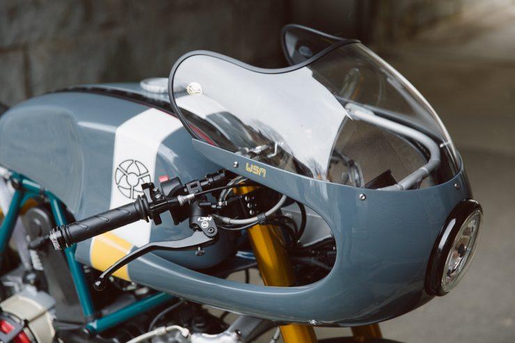 Ducati Custom Motorycle Leggero 8 740x493 - Mike's Leggero by Walt Siegl