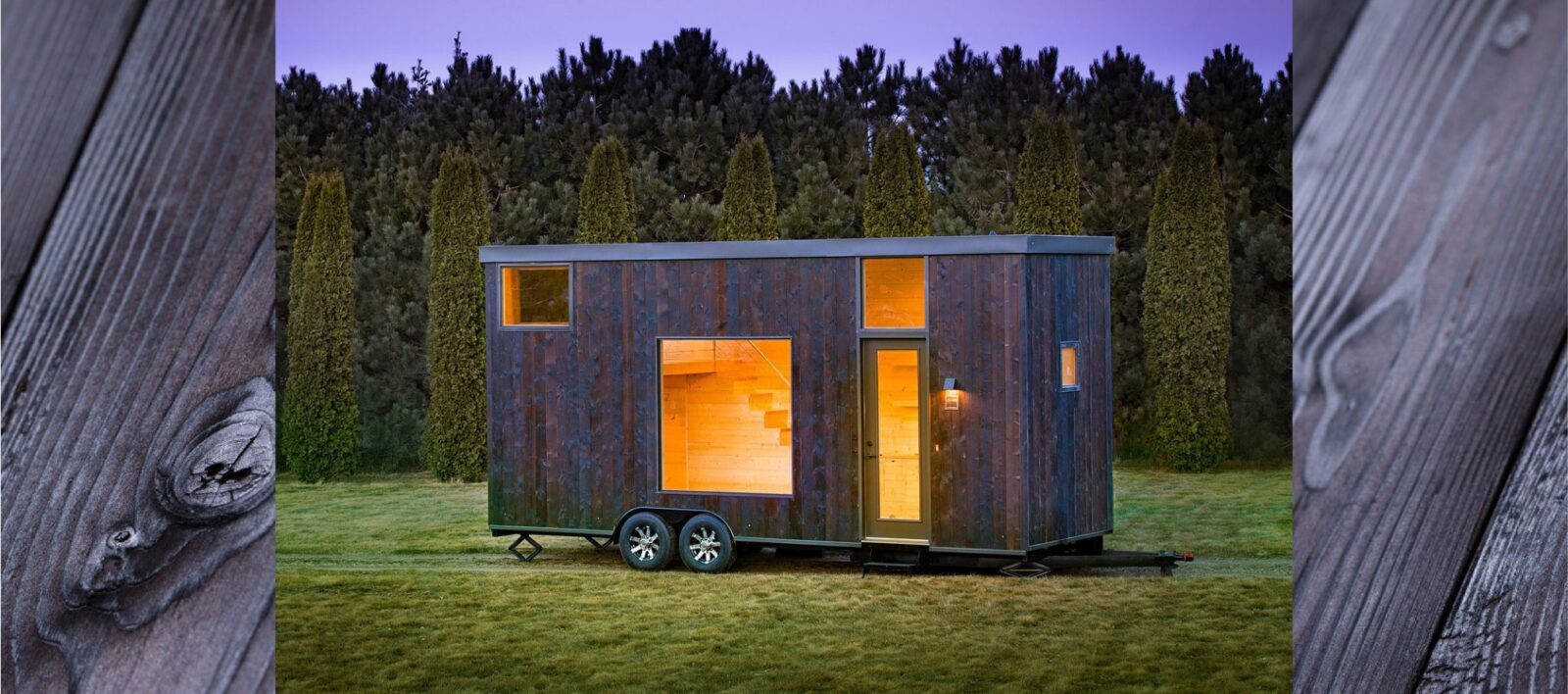 Escape One Tiny House