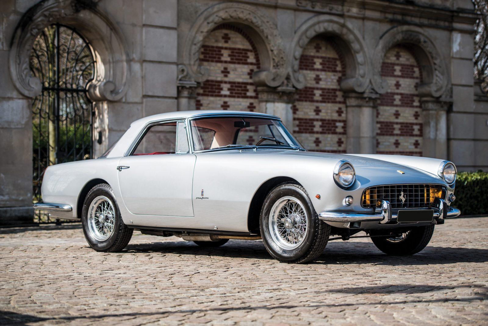 Ferrari 250 GT 1600x1068 - 1960 Ferrari 250 GT Coupe Pinin Farina Series II