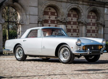 Ferrari 250 GT 450x330 - 1960 Ferrari 250 GT Coupe Pinin Farina Series II