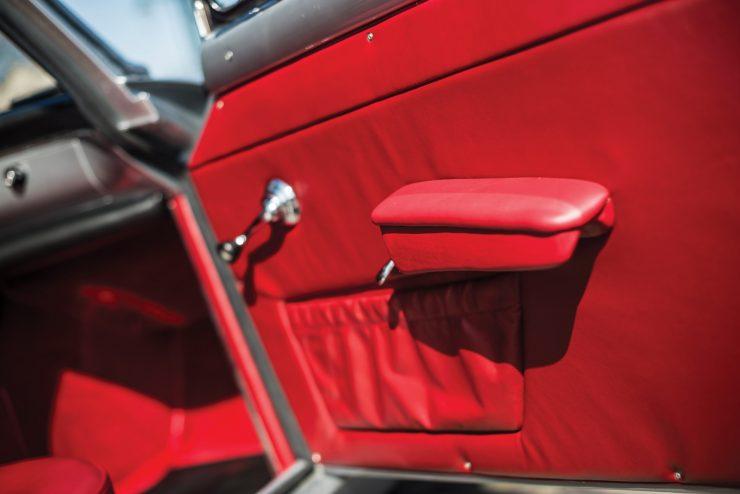 Ferrari 250 GT Door 740x494 - 1960 Ferrari 250 GT Coupe Pinin Farina Series II