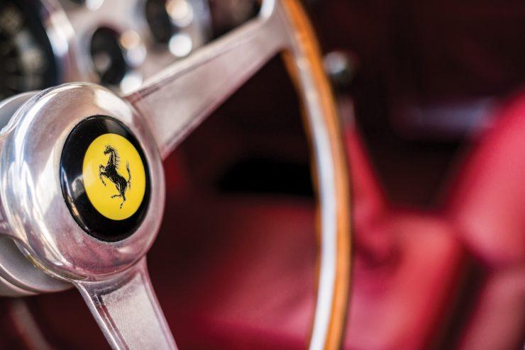 Ferrari 250 GT Emblem 740x494 - 1960 Ferrari 250 GT Coupe Pinin Farina Series II