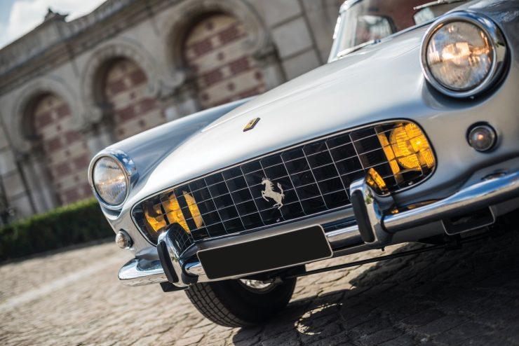 Ferrari 250 GT Grill 740x494 - 1960 Ferrari 250 GT Coupe Pinin Farina Series II