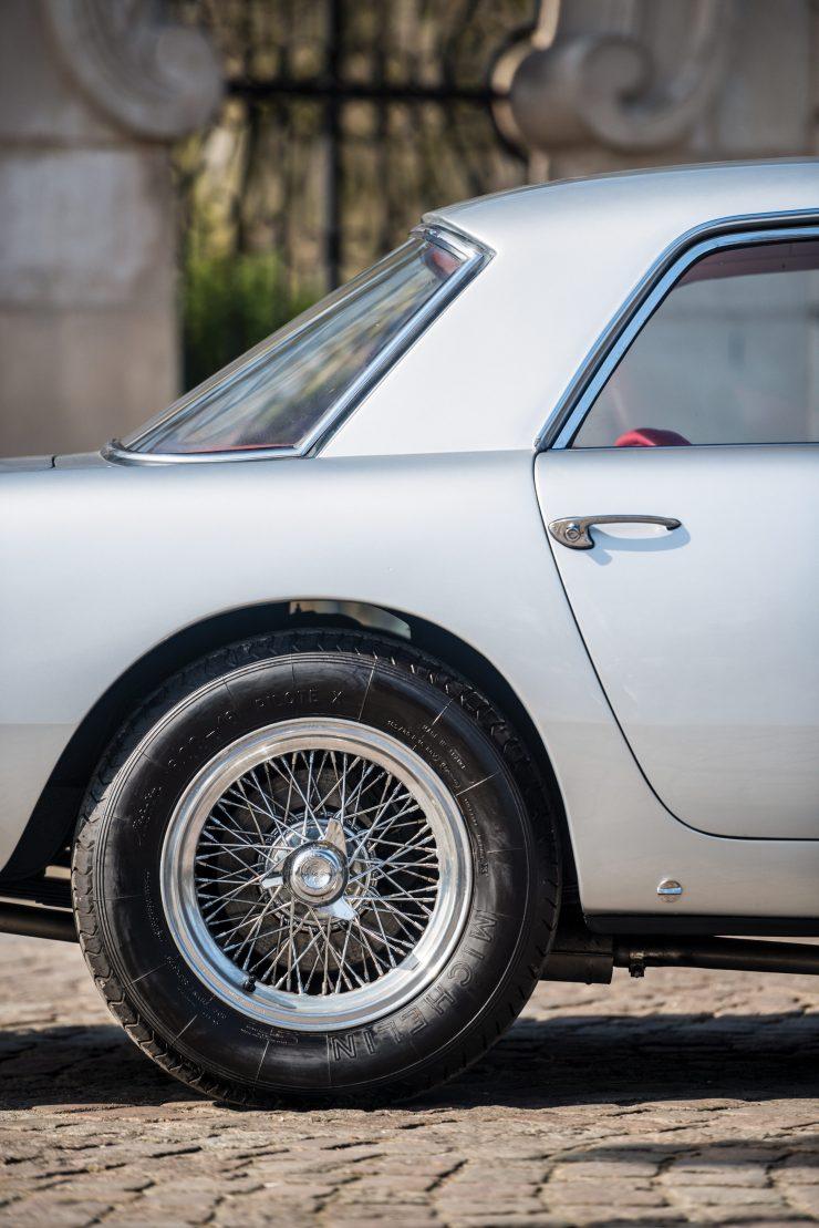 Ferrari 250 GT Wheel 740x1109 - 1960 Ferrari 250 GT Coupe Pinin Farina Series II