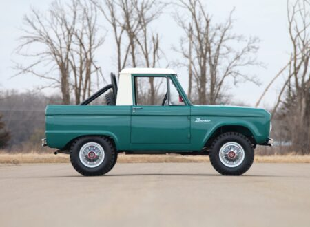 Ford Bronco 1 450x330