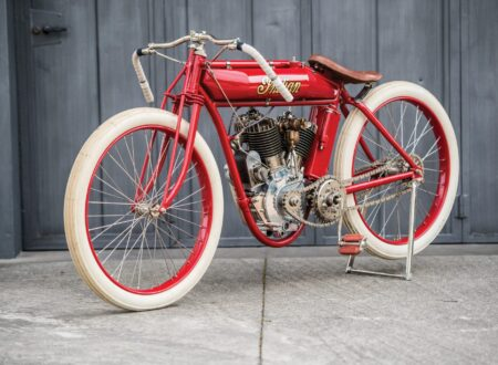 Indian Board Track Racer 450x330 - 1919 Indian Powerplus Board Track Racer
