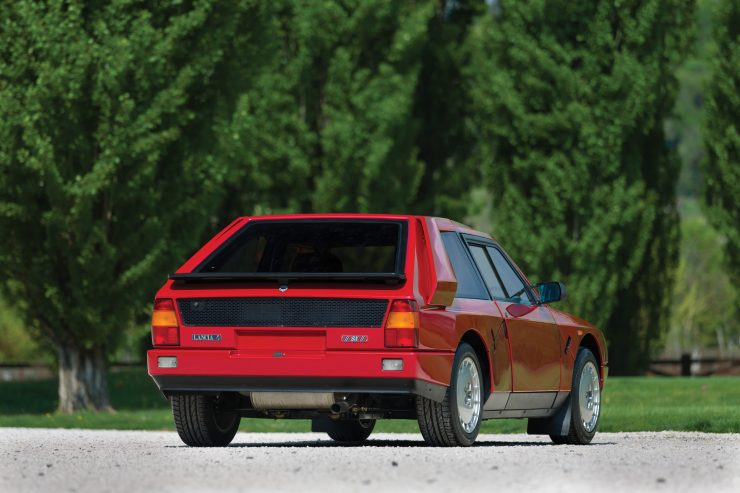 """Lancia Delta S4 Stradale 1 740x493 - The Twincharged 1985 Lancia Delta S4 """"Stradale"""""""
