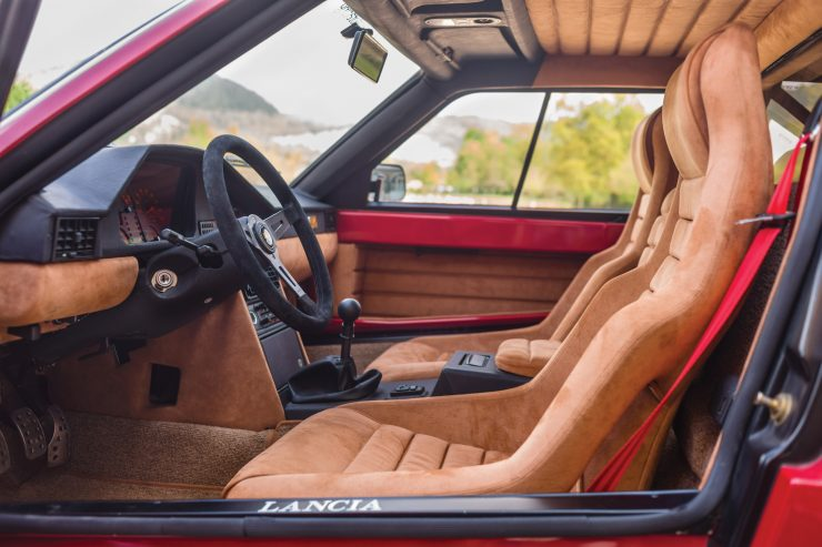 """Lancia Delta S4 Stradale 10 740x493 - The Twincharged 1985 Lancia Delta S4 """"Stradale"""""""