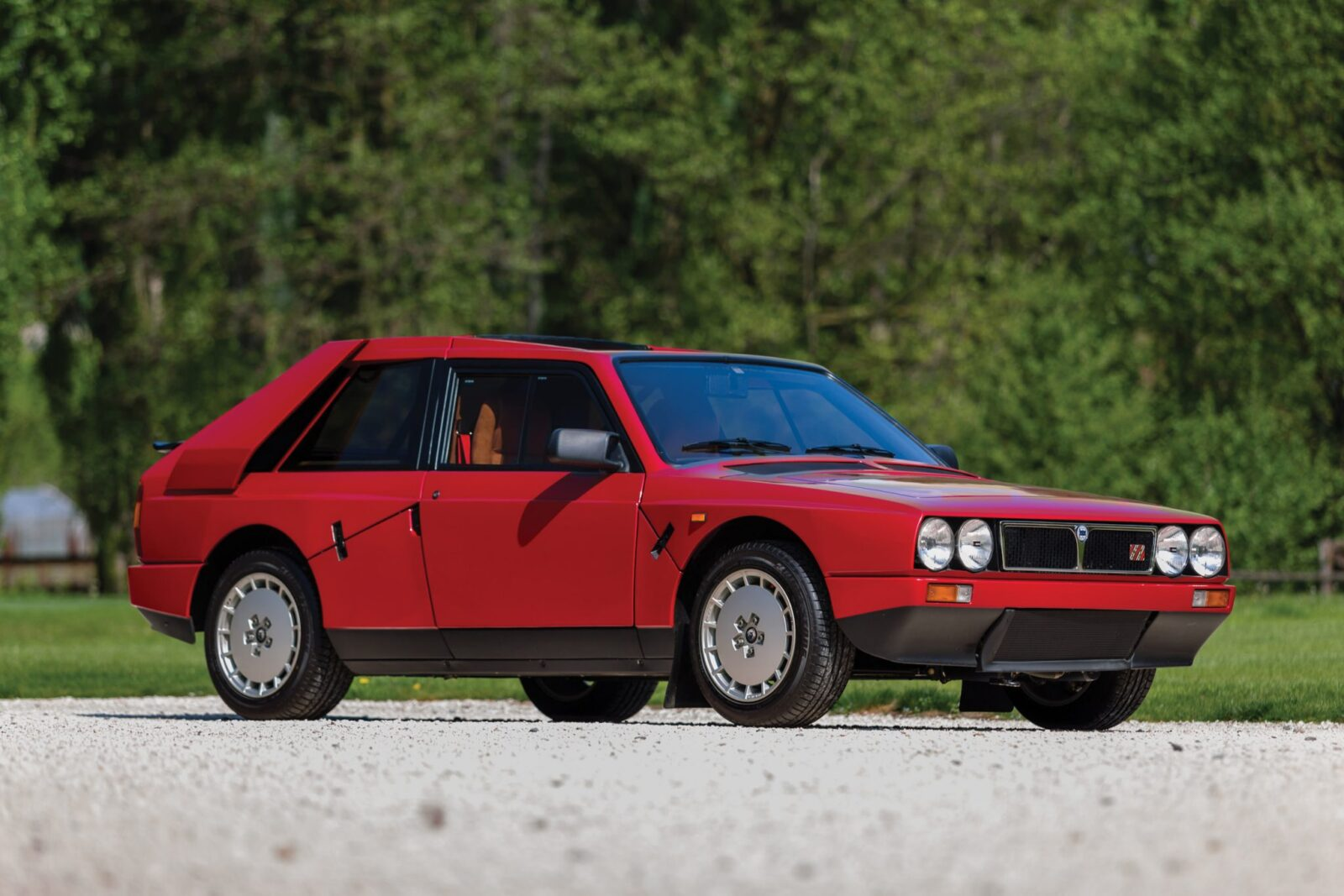 "the twincharged 1985 lancia delta s4 ""stradale"""