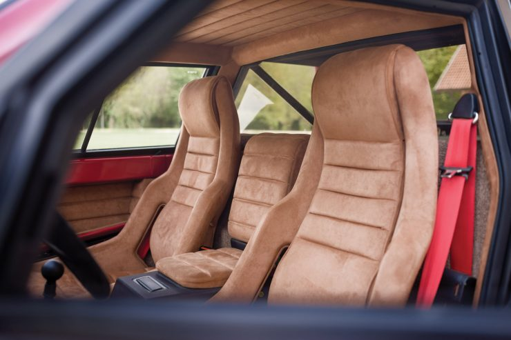 """Lancia Delta S4 Stradale 17 740x493 - The Twincharged 1985 Lancia Delta S4 """"Stradale"""""""