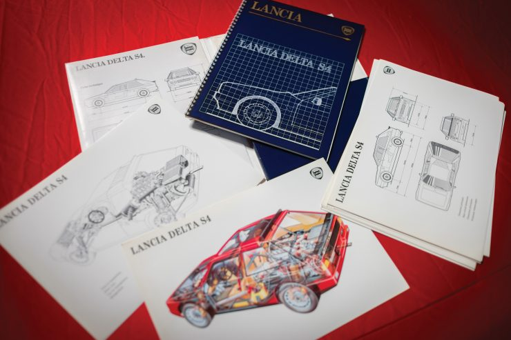 """Lancia Delta S4 Stradale 21 740x493 - The Twincharged 1985 Lancia Delta S4 """"Stradale"""""""