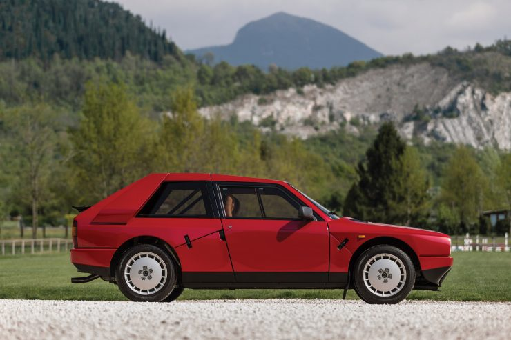 """Lancia Delta S4 Stradale 4 740x493 - The Twincharged 1985 Lancia Delta S4 """"Stradale"""""""