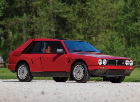 "Lancia Delta S4 Stradale 450x330 - The Twincharged 1985 Lancia Delta S4 ""Stradale"""
