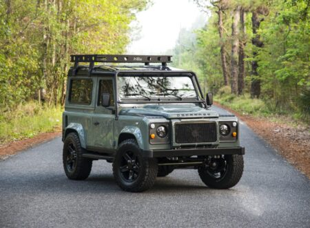 Land Rover Defender 90 4 450x330 - Project 13 Land Rover Defender 90