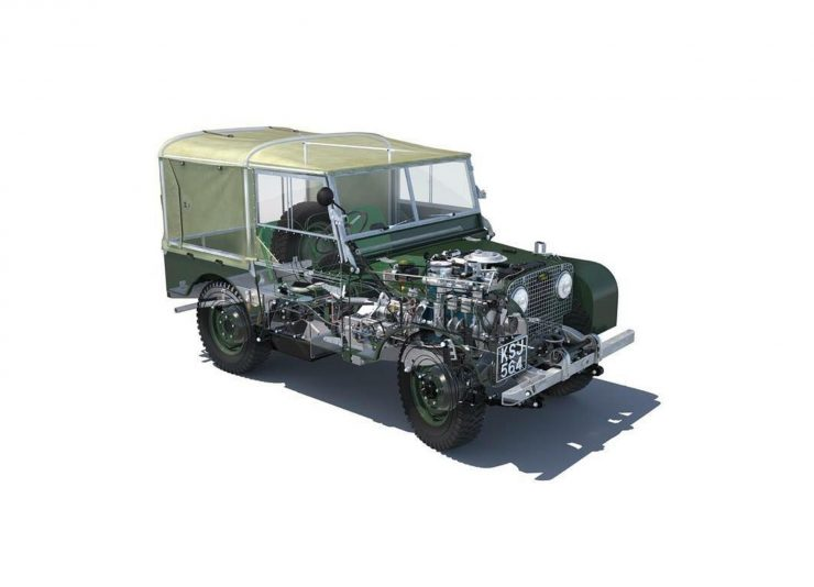 Land Rover Series 1 740x534