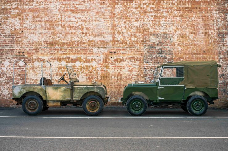 Land Rover Series I 1 740x493 - The Essential Buying Guide: Land Rover Series I