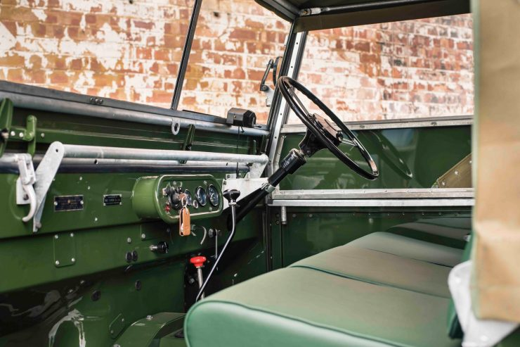 Land Rover Series I 3 740x493