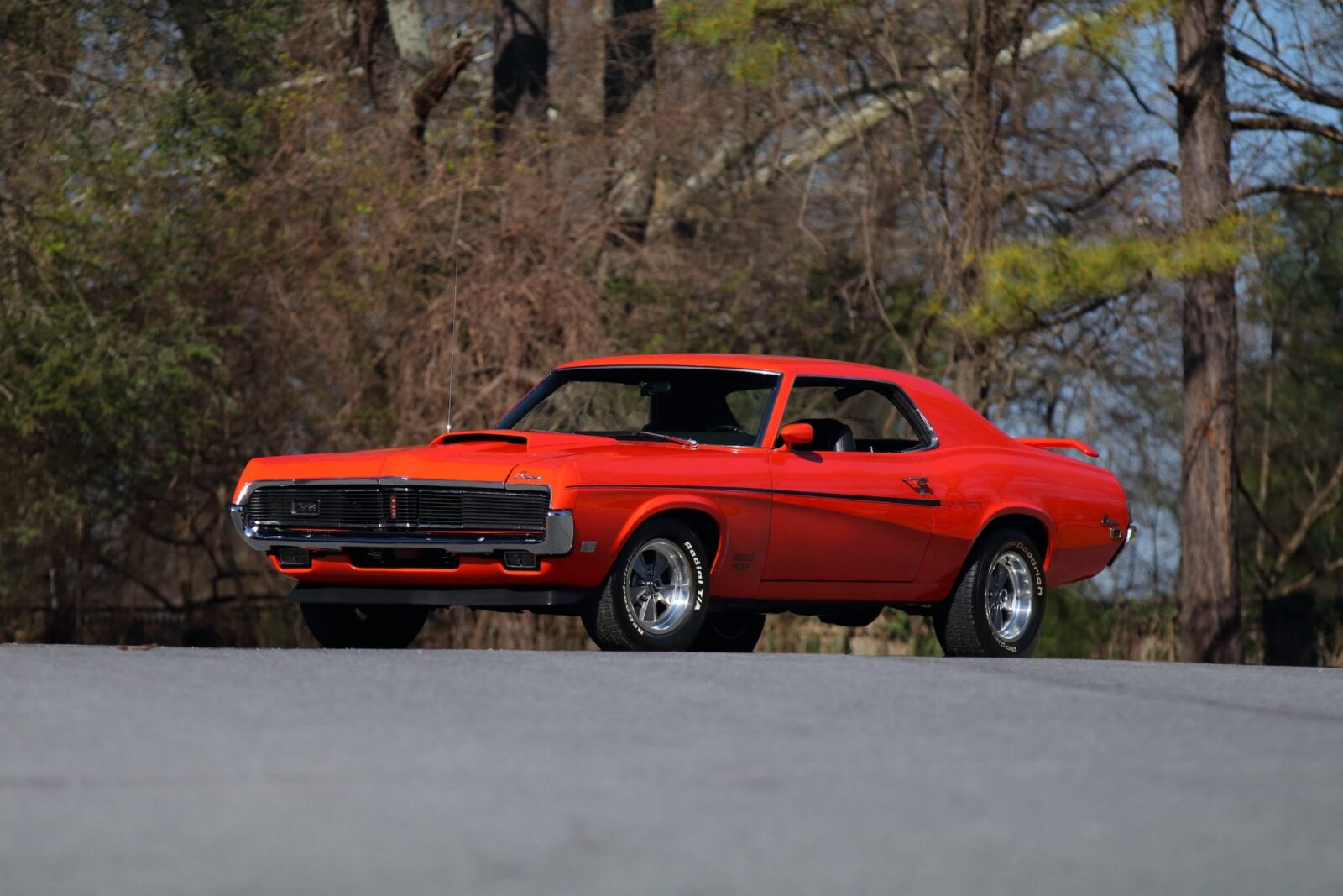 Mercury Cougar Boss 302 1600x1067 - 1969 Mercury Cougar Boss 302
