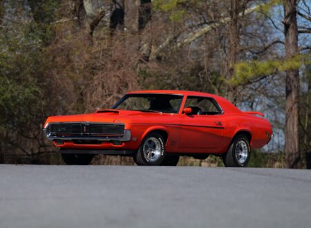Mercury Cougar Boss 302 450x330 - 1969 Mercury Cougar Boss 302