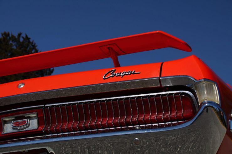 Mercury Cougar Boss 302 7 740x493 - 1969 Mercury Cougar Boss 302