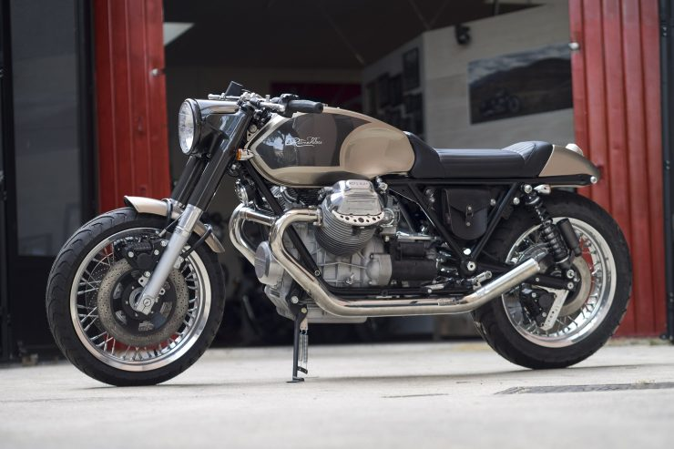 Moto Guzzi California T3 7 740x493 - Officine Rossopuro Moto Guzzi T3 California