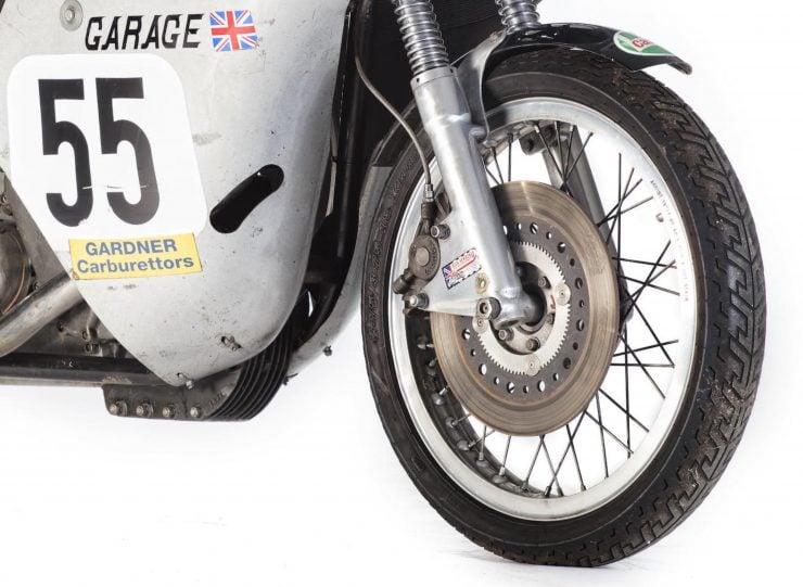 Norton Manx Racing Motorcycle 4 740x541 - Norton Manx