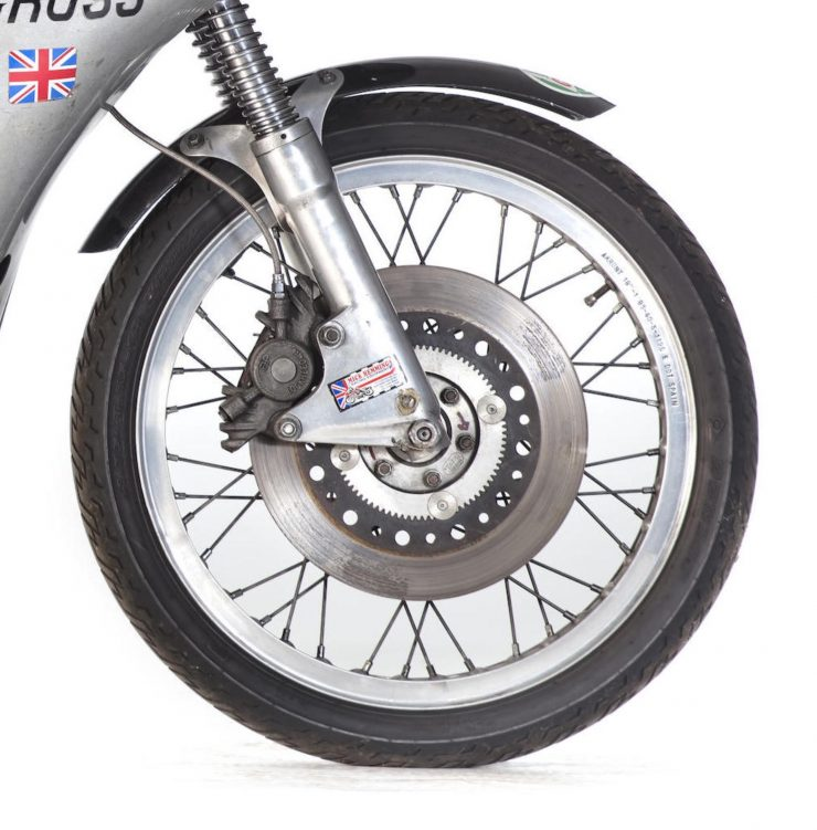 Norton Manx Racing Motorcycle 7 740x751 - Norton Manx