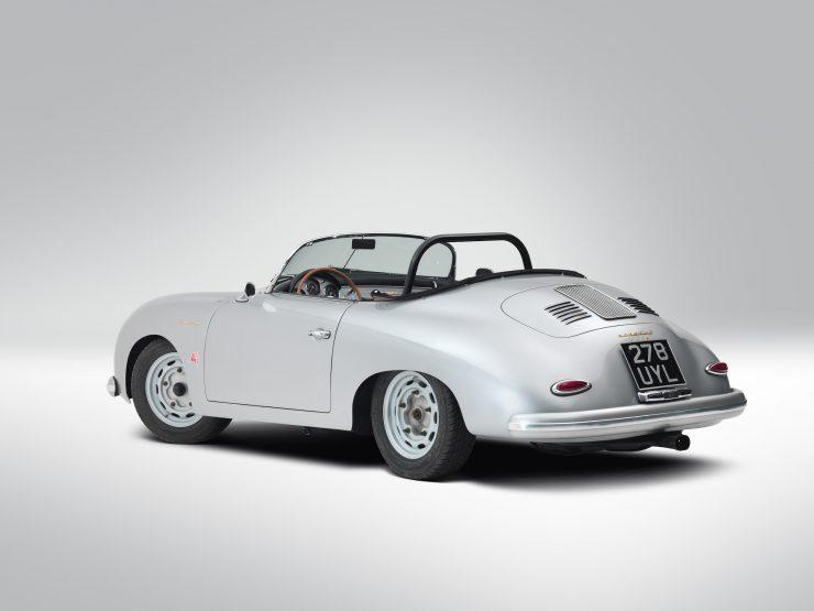 Porsche 356 Speedster 1 740x555 - 1958 Porsche 356 A 1600 Super Speedster