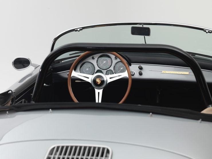 Porsche 356 Speedster 13 740x555 - 1958 Porsche 356 A 1600 Super Speedster
