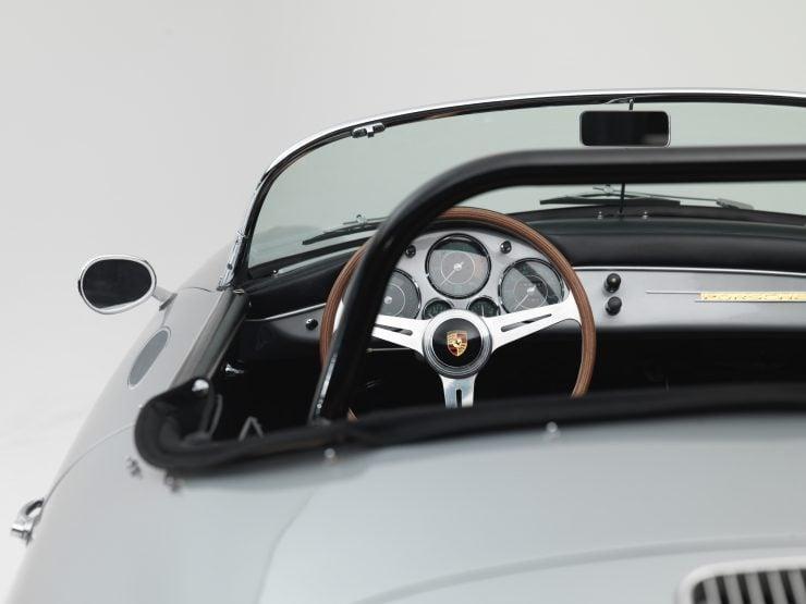 Porsche 356 Speedster 14 740x555 - 1958 Porsche 356 A 1600 Super Speedster