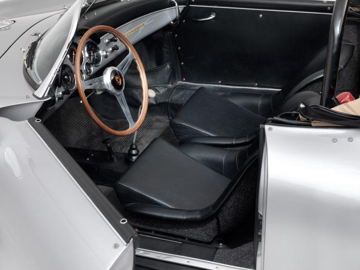 Porsche 356 Speedster 16 740x555 - 1958 Porsche 356 A 1600 Super Speedster