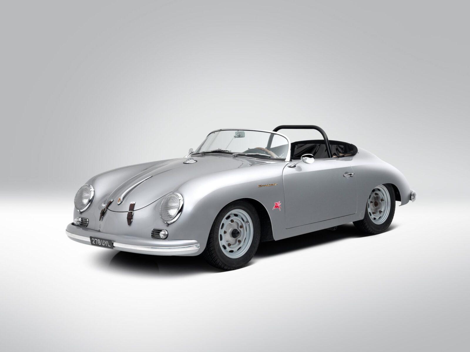 Porsche 356 Speedster 1600x1200 - 1958 Porsche 356 A 1600 Super Speedster