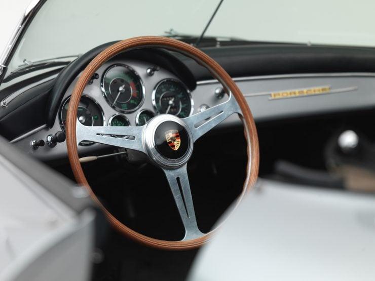 Porsche 356 Speedster 17 740x555 - 1958 Porsche 356 A 1600 Super Speedster