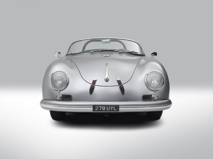 Porsche 356 Speedster 18 740x555 - 1958 Porsche 356 A 1600 Super Speedster