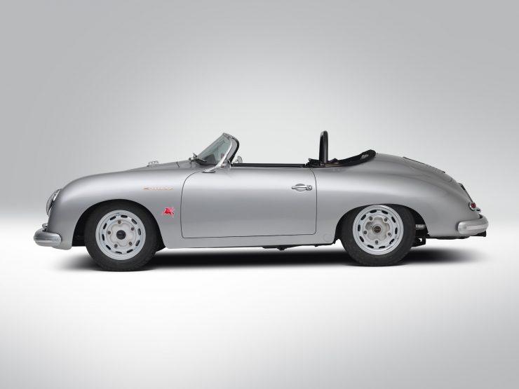 Porsche 356 Speedster 19 740x555 - 1958 Porsche 356 A 1600 Super Speedster