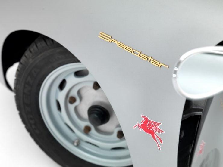 Porsche 356 Speedster 2 740x555 - 1958 Porsche 356 A 1600 Super Speedster