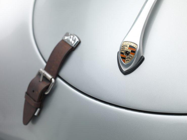 Porsche 356 Speedster 5 740x555 - 1958 Porsche 356 A 1600 Super Speedster