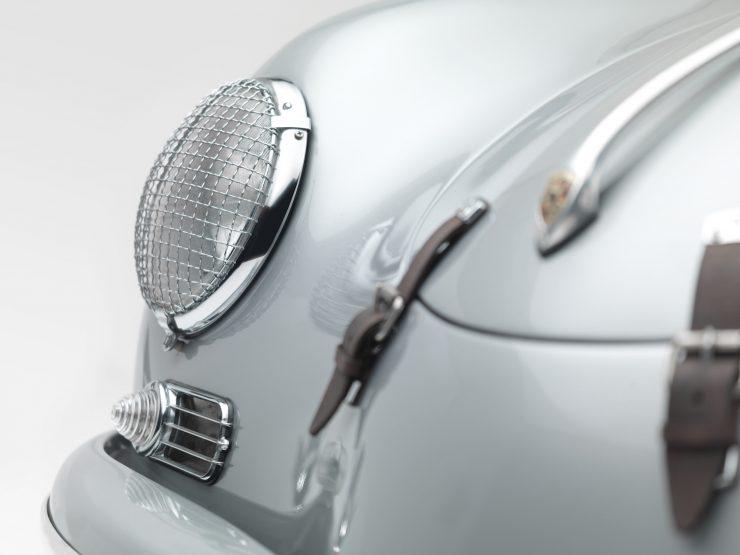 Porsche 356 Speedster 6 740x555 - 1958 Porsche 356 A 1600 Super Speedster